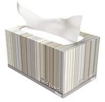 Papier essuie-mains pliage