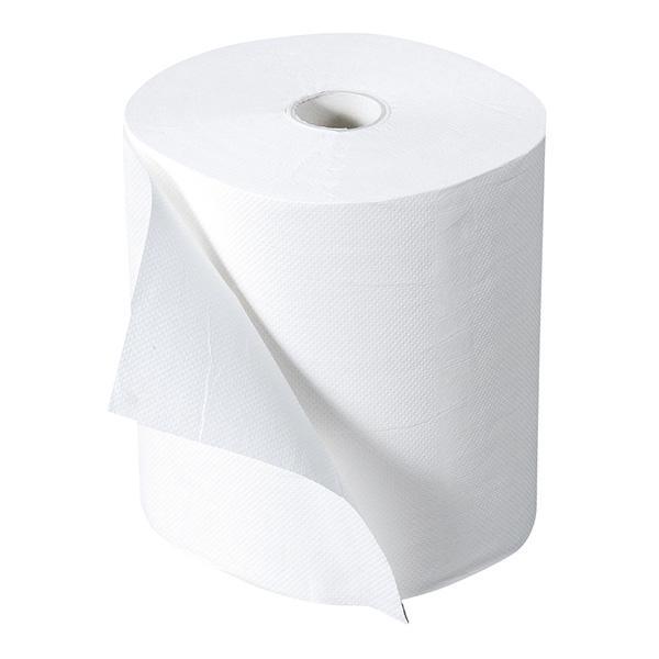 Essuie-mains papier en rouleau
