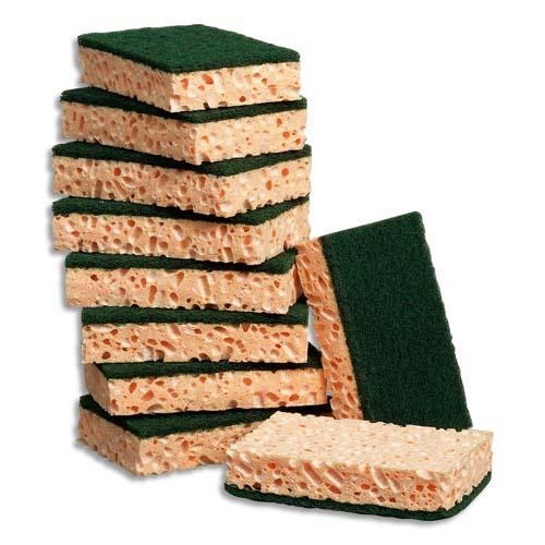 Tampon-éponges végétales TAMPON