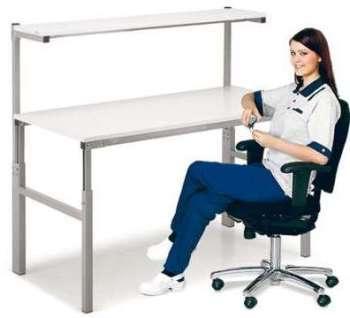 Poste travail ergonomique