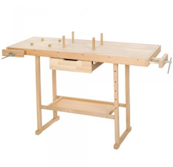 tabli d atelier Bois 137x50x87
