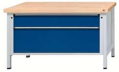 Etabli avec tiroirs de format