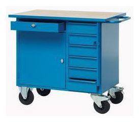 tabli mobile avec tiroirs