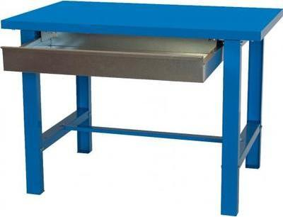 tabli Métallique avec tiroir