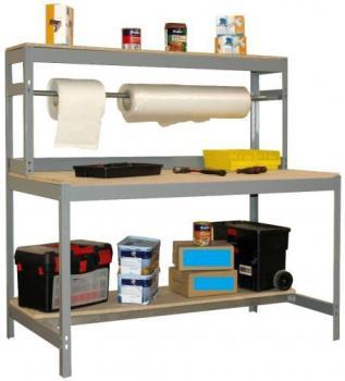 Etabli Table d Emballage profondeur