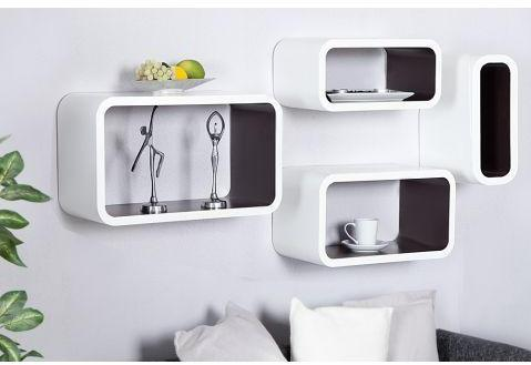 tagère murale design - Set