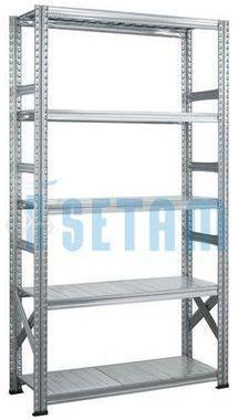 Etagère métallique hauteur
