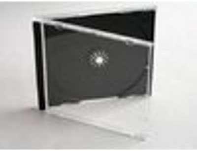 Boîtier CD Jewelcase 10 4mm