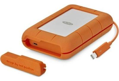 LACIE Disque Dur Rugged Thunderbolt