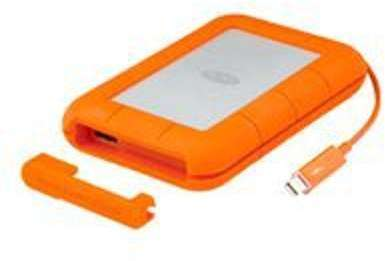 LaCie Rugged Thunderbolt USB-C