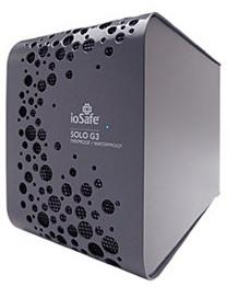 IoSafe Solo G3 2 To USB 3