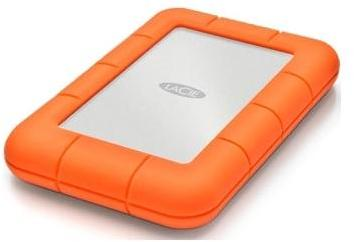 LACIE Disque Dur Rugged Mini