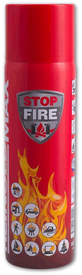 Spray d extinction d incendie