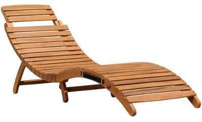 Catgorie fauteuil de jardin page 5 du guide et comparateur for Transat bain de soleil bois