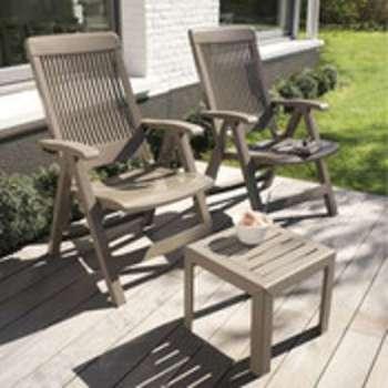 Catgorie fauteuil de jardin page 3 du guide et comparateur d 39 achat - Fauteuil de jardin pliant multiposition ...