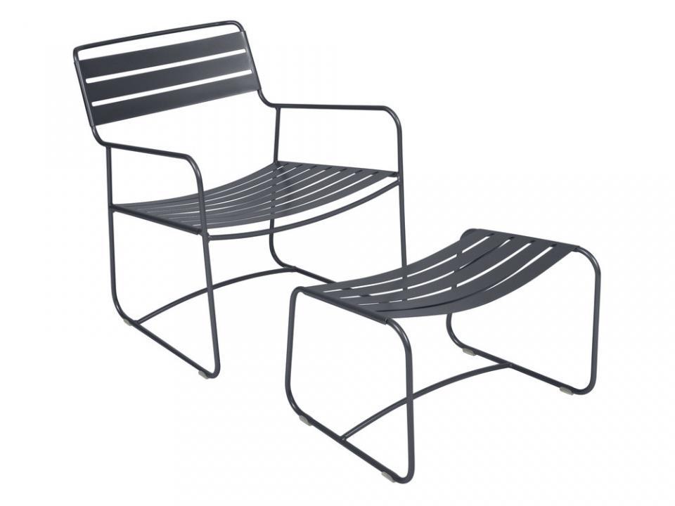 Lounger fauteuil bas repose