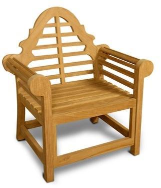 teck table pliante octogonale en 120x120 cm. Black Bedroom Furniture Sets. Home Design Ideas
