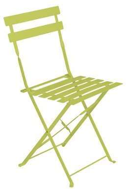 Chaise de jardin pliante Camarque