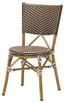 SOLDES Chaise bistrot RENE