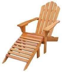 Ensemble fauteuil repose-pieds