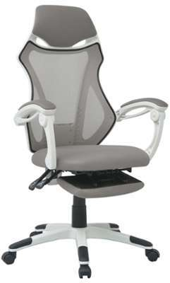 VidaXL Chaise de bureau inclinable