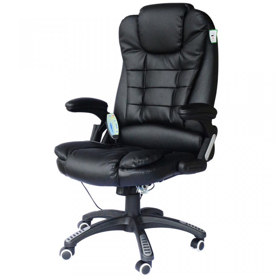 Catgorie fauteuils de bureau du guide et comparateur d 39 achat - Fauteuil bureau massant ...