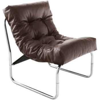 Fauteuil de relaxation marron