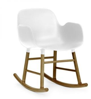 Form Rocking Armhair - Fauteuil