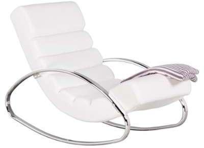 Chaise relaxante à bascule