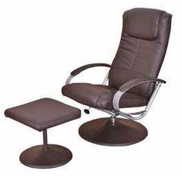Fauteuil Relax GALICE Marron