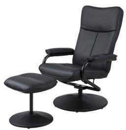 Fauteuil relax et repose pied