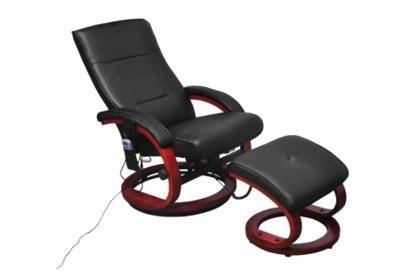 VidaXL Fauteuil de massage