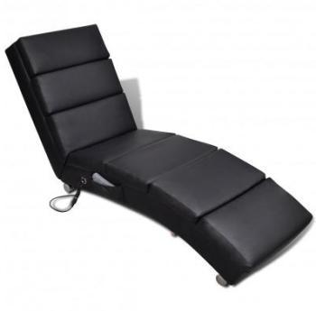 VidaXL Chaise Massage Electrique