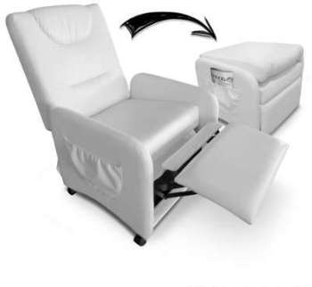 Fauteuil relax pliable Bristol