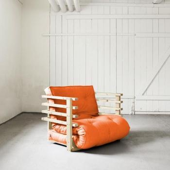 Funk 80 naturel futon orange