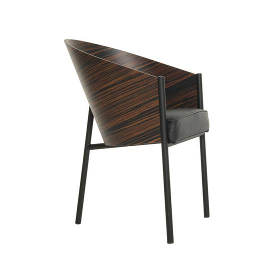 DRIADE fauteuil COSTES (Wengé