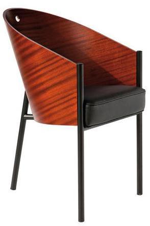 DRIADE fauteuil COSTES (Acajou