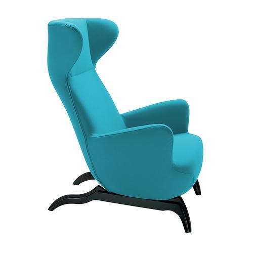 ZANOTTA fauteuil ARDEA (Bleu
