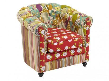 Fauteuil Chesterfield SPANIA