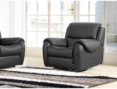 Fauteuil Cuir Relaxation INAYA