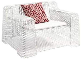 Ivy - Fauteuil lounge - blanc