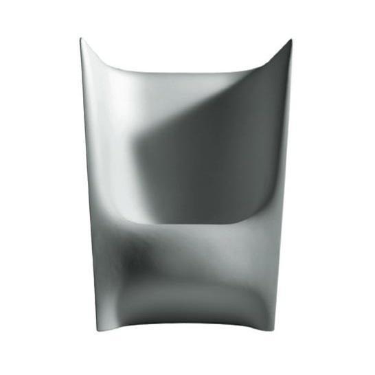 Plié - Fauteuil - gris clair