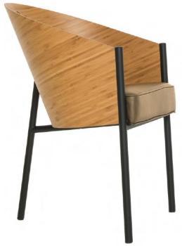 DRIADE fauteuil COSTES (Bamboo