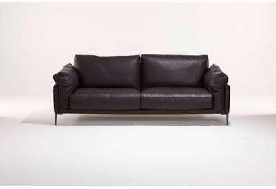 Canapé en cuir design français
