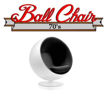 Fauteuil boule Ball chair