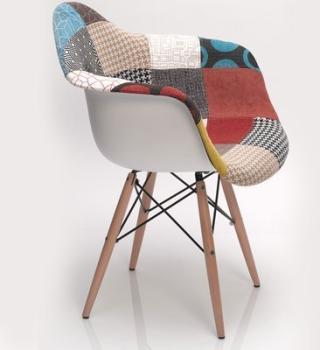 Fauteuil design Mozaik