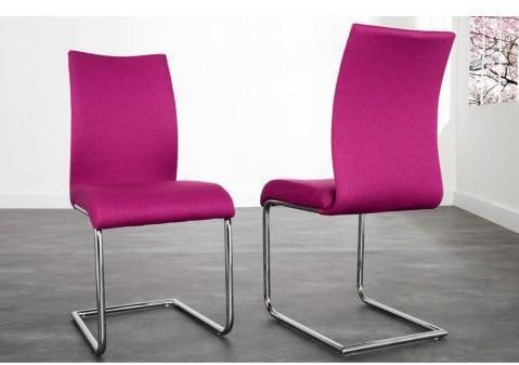 Chaise design rose Catalina