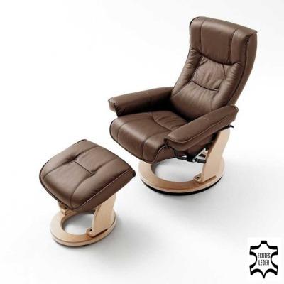 Catgorie fauteuils du guide et comparateur d 39 achat - Fauteuil relaxation pivotant avec repose pieds ...