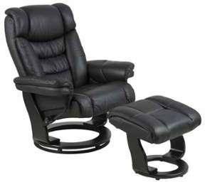 Fauteuil relax avec repose-pied