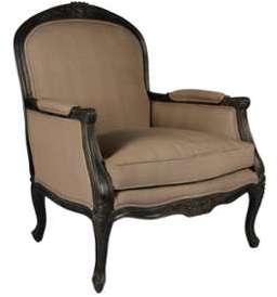 Fauteuil Isidore finition